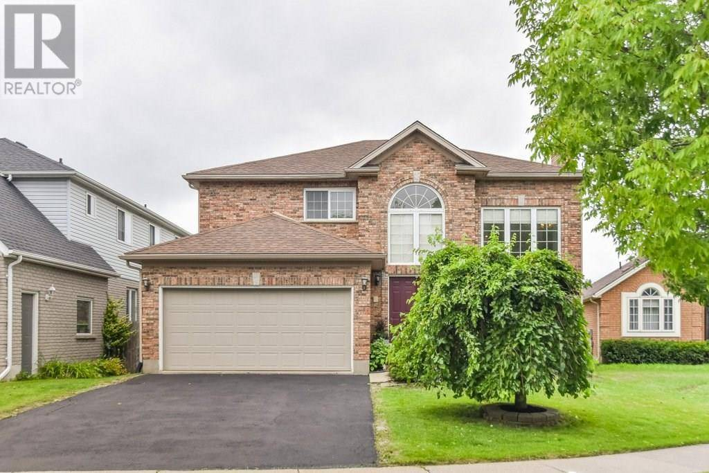House for sale at 380 Cavendish Dr Waterloo Ontario - MLS: 30763217