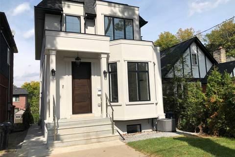 House for rent at 380 Roehampton Ave Toronto Ontario - MLS: C4616607