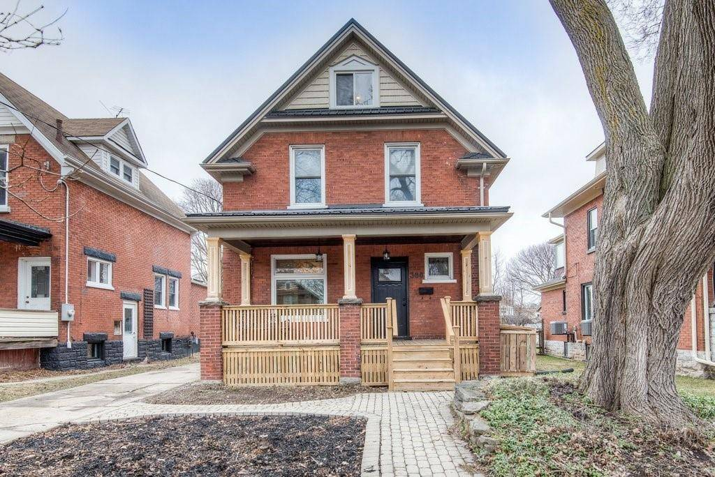 House for sale at 380 Wellington St N Kitchener Ontario - MLS: H4075917