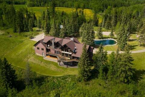 House for sale at 380040 Range Road 6-5  Rural Clearwater County Alberta - MLS: A1004448