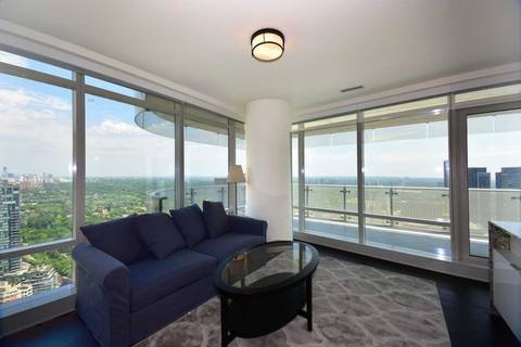 Apartment for rent at 1 Bloor St Unit 3801 Toronto Ontario - MLS: C4639444