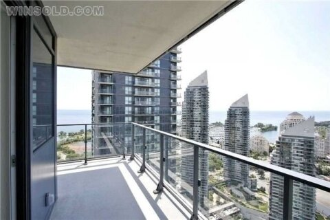 Apartment for rent at 10 Park Lawn Rd Unit 3801 Toronto Ontario - MLS: W4998033