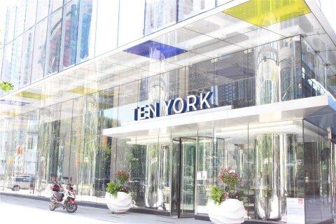 Apartment for rent at 10 York St Unit 3801 Toronto Ontario - MLS: C4968511