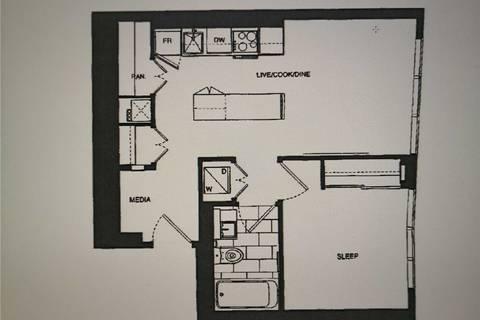 Apartment for rent at 197 Yonge St Unit 3801 Toronto Ontario - MLS: C4552436