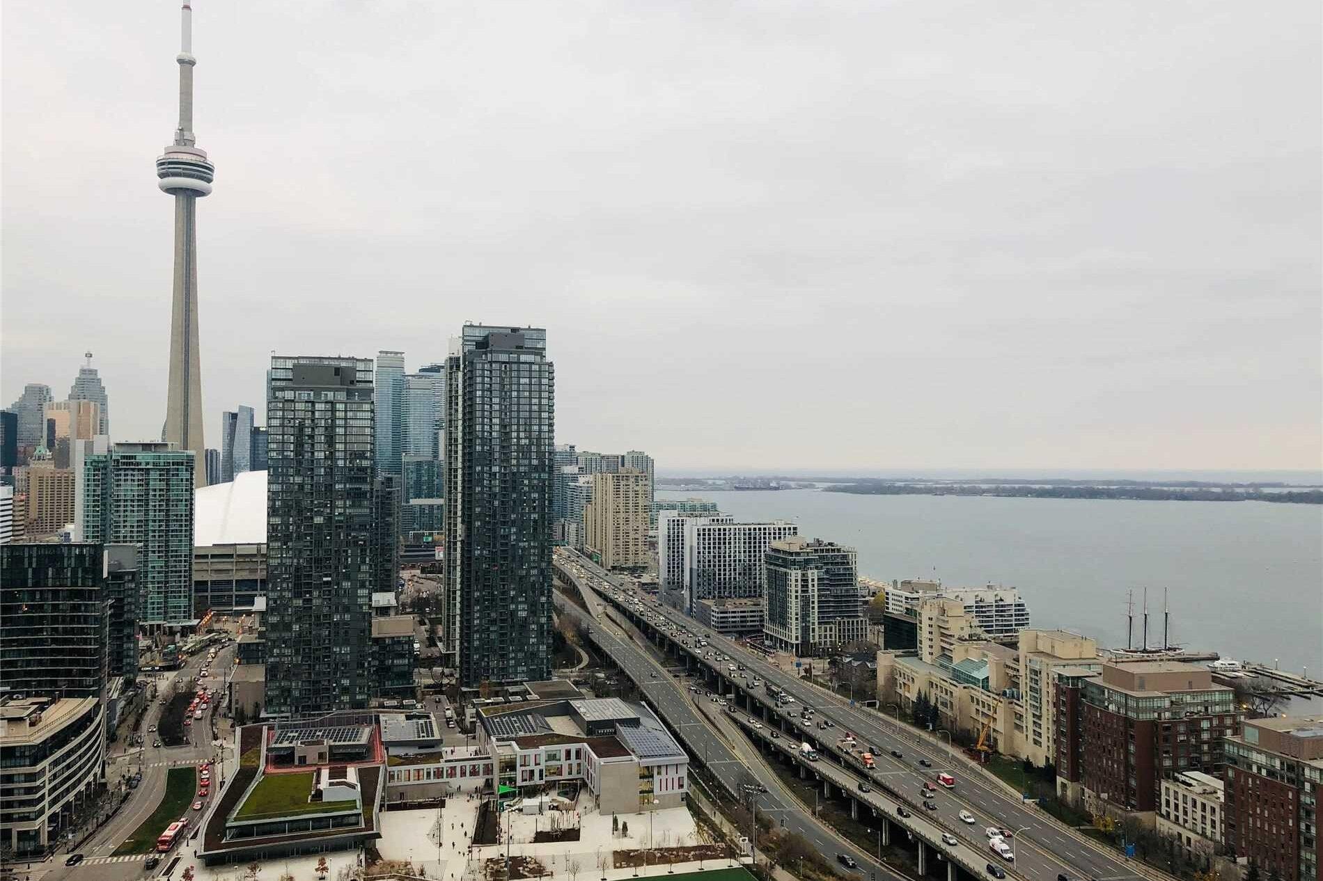 Apartment for rent at 85 Queens Wharf Rd Unit 3801 Toronto Ontario - MLS: C4999221