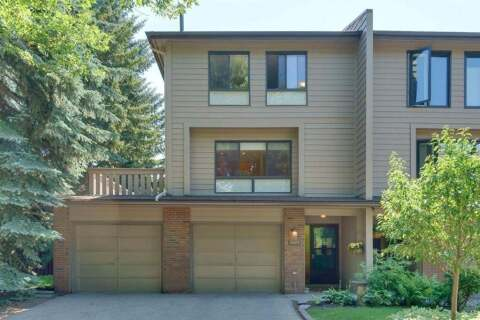 Townhouse for sale at 3801 Point Mckay Rd NW Calgary Alberta - MLS: A1018466