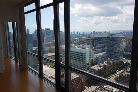 Apartment for rent at 38 Grenville St Unit 3802 Toronto Ontario - MLS: C4551877