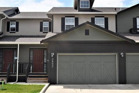 Townhouse for sale at 1001 8 St Northwest Unit 3803 Airdrie Alberta - MLS: C4257512