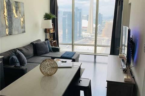 Apartment for rent at 8 The Esplanade Ave Unit 3803 Toronto Ontario - MLS: C4717013