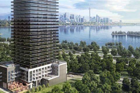 Condo for sale at 2167 Lakeshore Blvd Unit 3804 Toronto Ontario - MLS: W4462313