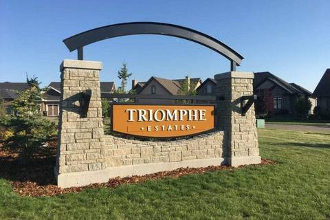 Residential property for sale at 3804 Triomphe Blvd Beaumont Alberta - MLS: E4160376