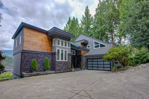 House for sale at 3805 Bedwell Bay Rd Belcarra British Columbia - MLS: R2396349