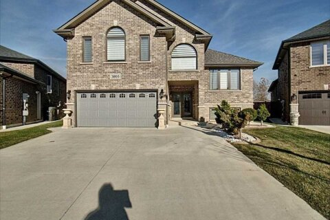 House for sale at 3805 Zanzibar Cres Windsor Ontario - MLS: X4982915