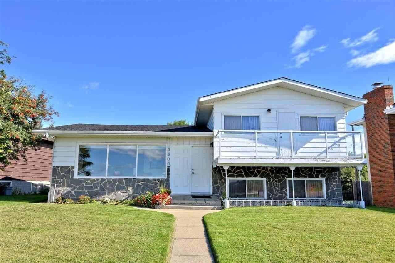 House for sale at 3806 Ada Bv NW Edmonton Alberta - MLS: E4212755