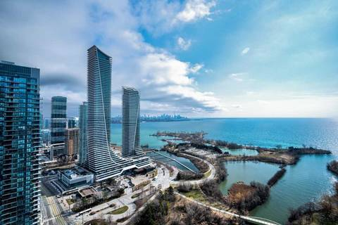 Condo for sale at 2230 Lake Shore Blvd Unit 3807 Toronto Ontario - MLS: W4732181