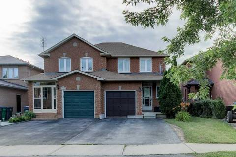 Townhouse for sale at 3807 Densbury Dr Mississauga Ontario - MLS: W4524315
