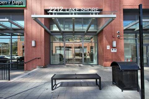 Apartment for rent at 2212 Lake Shore Blvd Unit 3808 Toronto Ontario - MLS: W4671209