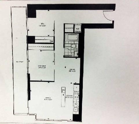 Apartment for rent at 426 University Ave Unit 3808 Toronto Ontario - MLS: C4739062