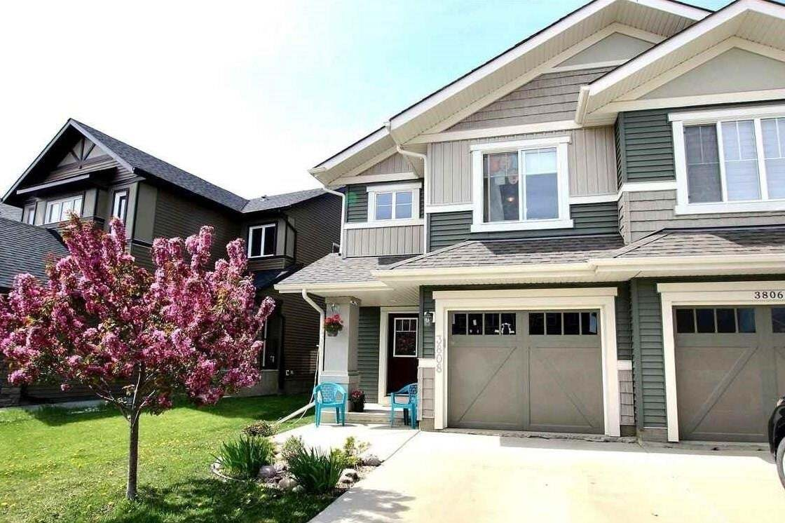 Townhouse for sale at 3808 Powell Wd SW Edmonton Alberta - MLS: E4196099