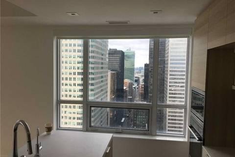 Apartment for rent at 88 Scott St Unit 3809 Toronto Ontario - MLS: C4673177