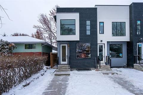 Townhouse for sale at 3809 2 St Northwest Calgary Alberta - MLS: C4285269