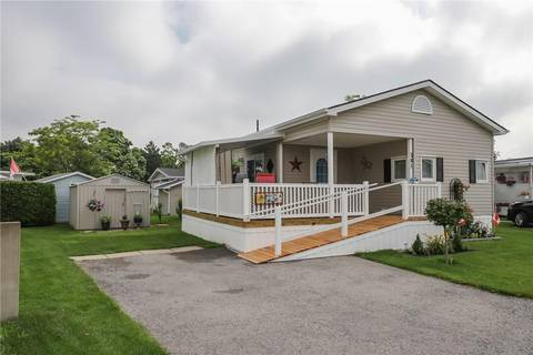 Home for sale at 3033 Townline Rd Unit 381 Stevensville Ontario - MLS: H4057812