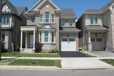 House for sale at 381 Dahlia Tr Oakville Ontario - MLS: W4515387