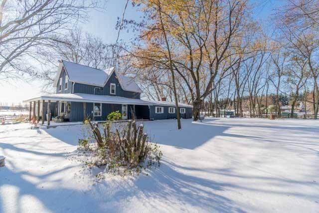 House for sale at 381 Feasby Rd Uxbridge Ontario - MLS: N4697563