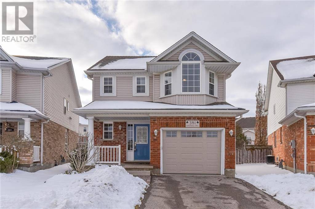 House for sale at 381 Havendale Cres Waterloo Ontario - MLS: 30788333
