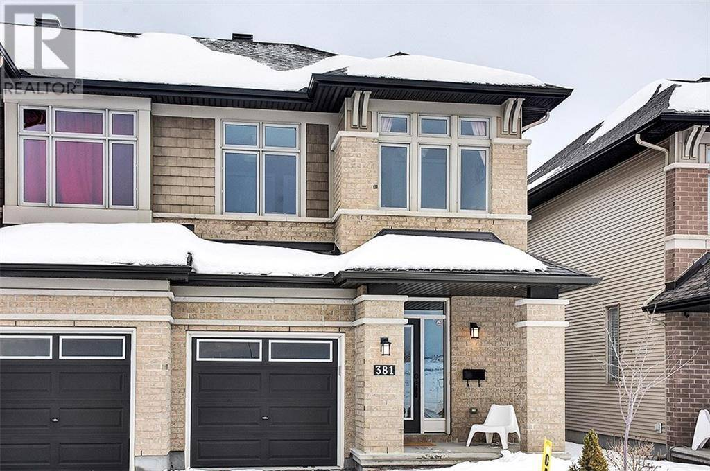 Townhouse for sale at 381 Livery St Ottawa Ontario - MLS: 1181636