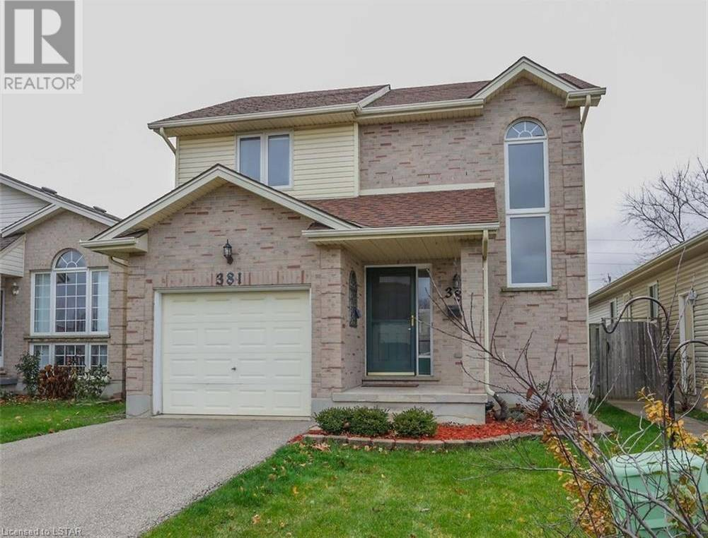 House for sale at 381 Seddon Rd London Ontario - MLS: 235312