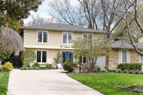 House for sale at 381 Valanna Cres Burlington Ontario - MLS: W4713157