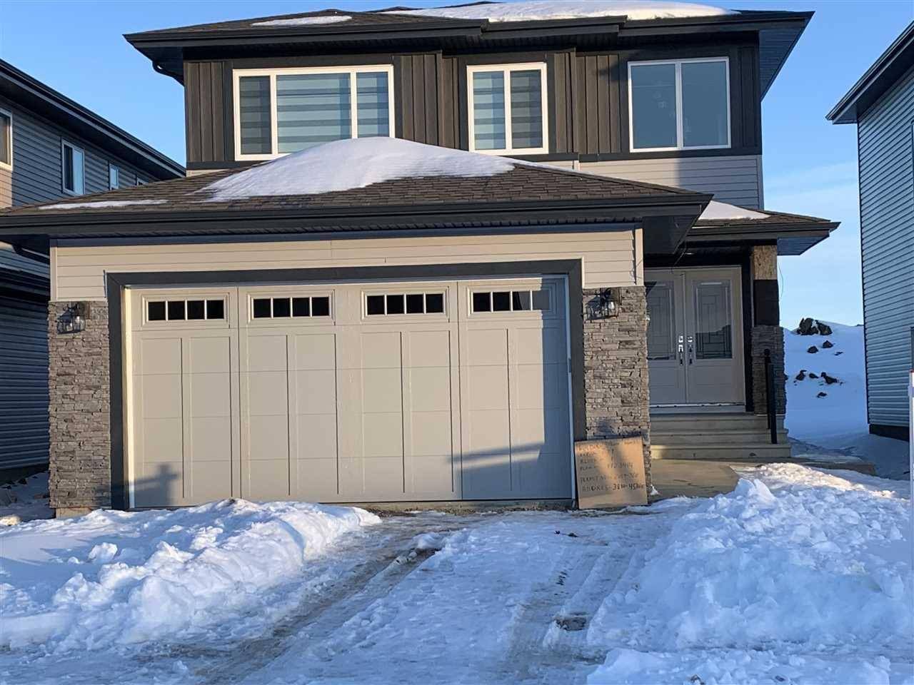 House for sale at 3810 45 Ave Beaumont Alberta - MLS: E4185846