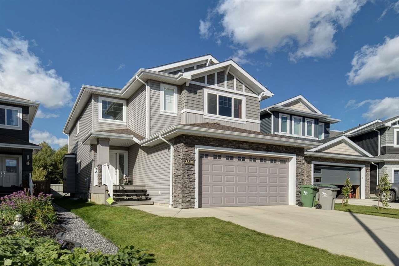 House for sale at 3810 49 Av Beaumont Alberta - MLS: E4224433