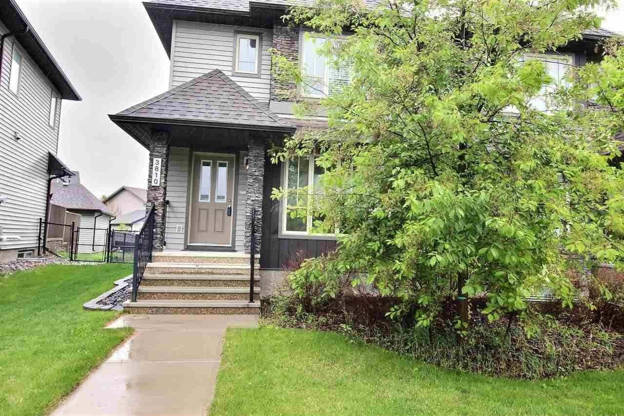 House for sale at 3810 Allan Dr SW Edmonton Alberta - MLS: E4201583