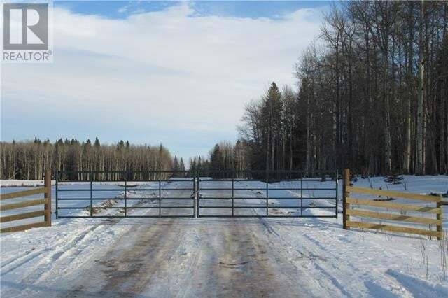 House for sale at 381025 Highway 752 Hy Rural Clearwater County Alberta - MLS: ca0126141