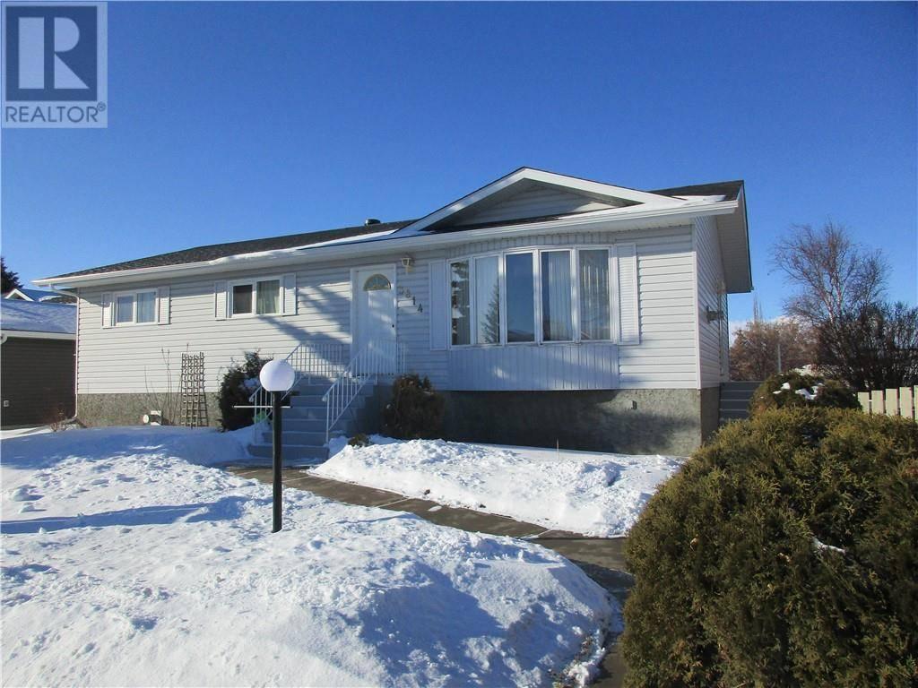 House for sale at 3814 64 St Stettler Alberta - MLS: ca0189933