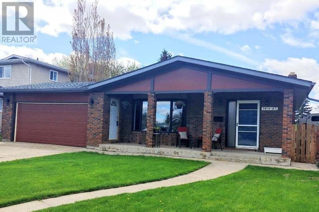 House for sale at 3814 67 St Camrose Alberta - MLS: ca0191234