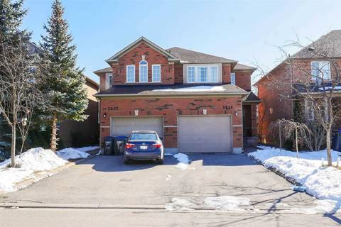 Townhouse for sale at 3814 Ridgepoint Wy Mississauga Ontario - MLS: W4700865