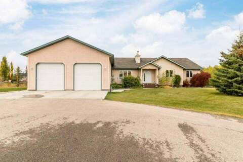 House for sale at 38146 Range Road 280  Rural Red Deer County Alberta - MLS: A1039518
