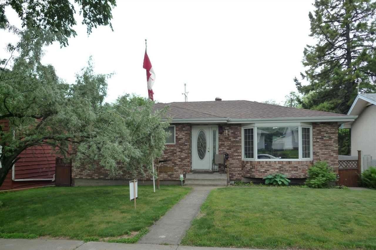House for sale at 3815 114 Av NW Edmonton Alberta - MLS: E4203820