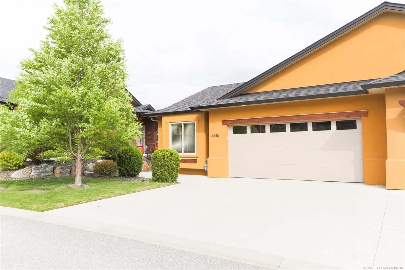 Townhouse for sale at 3816 Siringo Ln West Kelowna British Columbia - MLS: 10197387