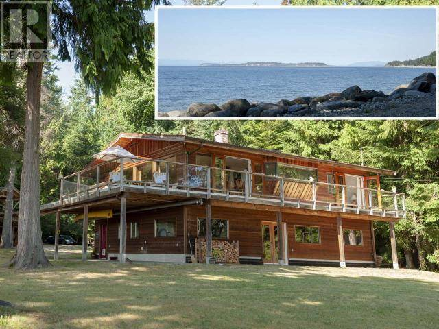 House for sale at 3817 101 Hy Powell River British Columbia - MLS: 14986