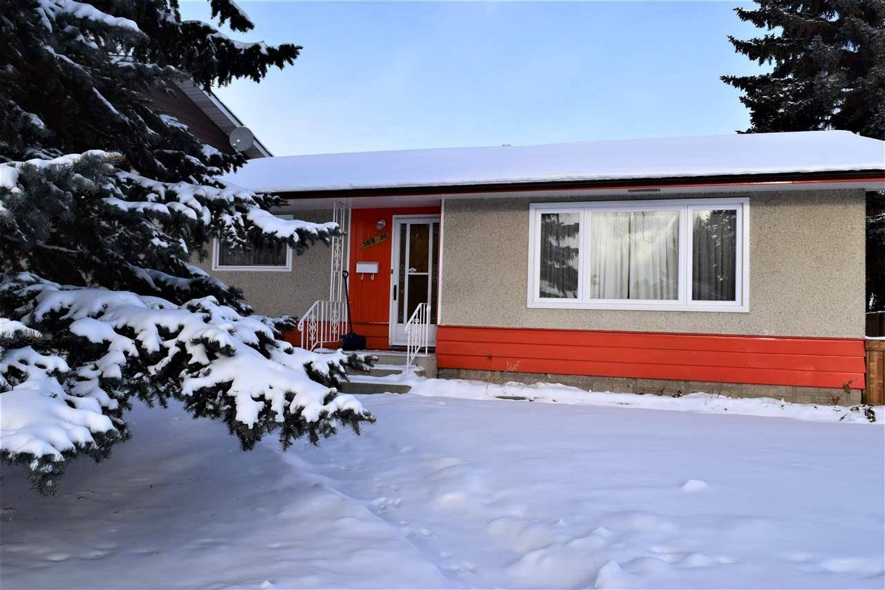 House for sale at 3818 110 Ave Nw Edmonton Alberta - MLS: E4184553