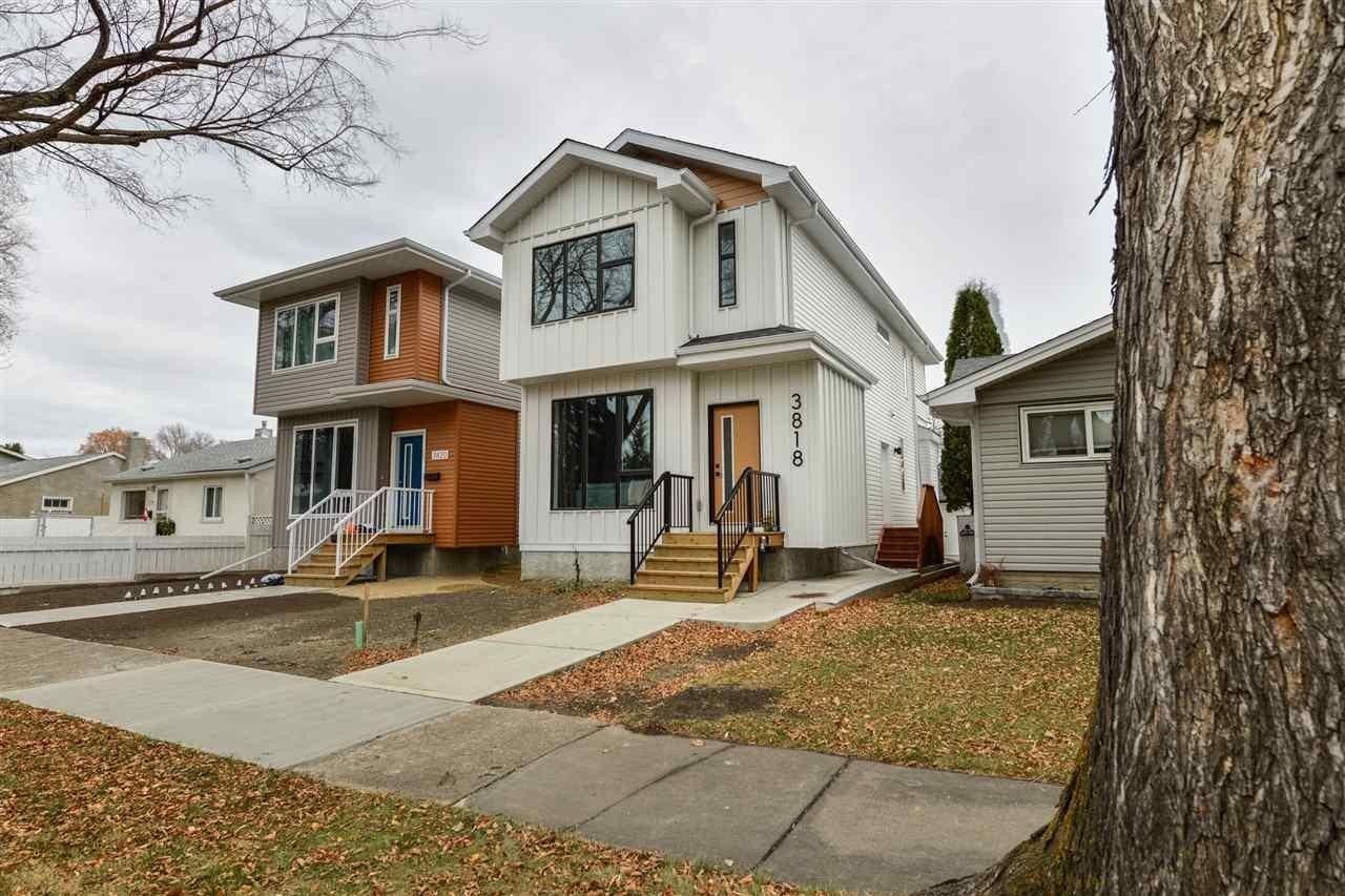 House for sale at 3818 113 Av NW Edmonton Alberta - MLS: E4215767