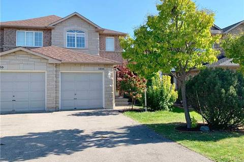 Townhouse for sale at 3818 Foxborough Tr Mississauga Ontario - MLS: W4604243