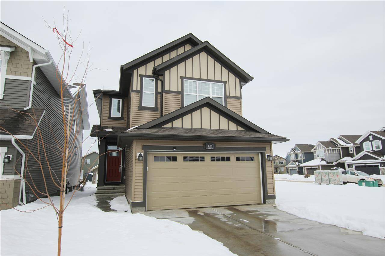 House for sale at 3819 Cherry Lo  Sw Edmonton Alberta - MLS: E4186651