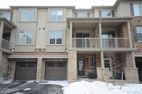 Townhouse for sale at 382 Alderwood  Oakville Ontario - MLS: O4418037