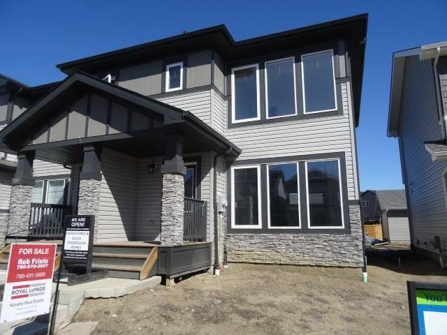 House for sale at 382 Allard Blvd Sw Edmonton Alberta - MLS: E4177888