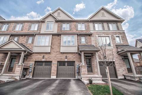 Townhouse for sale at 382 Belcourt Common  Oakville Ontario - MLS: W4435705